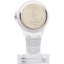 Cheap Stationery Supply of ABS nurse watch with silver and white coloured digits.  Office Statationery