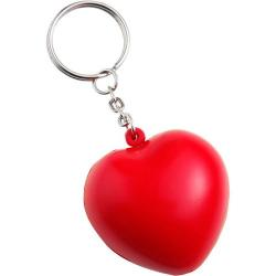 Cheap Stationery Supply of Anti stress heart and key holder Office Statationery