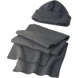 Cheap Stationery Supply of Fleece cap and scarf. Office Statationery
