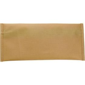 ECO Non-woven pencil case with contents.