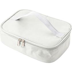 Cheap Stationery Supply of Cooler bag in a polyester material with a plastic lunch box.  Office Statationery