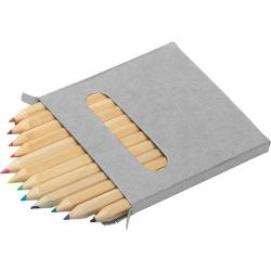 Cheap Stationery Supply of Twelve colour pencil set Office Statationery