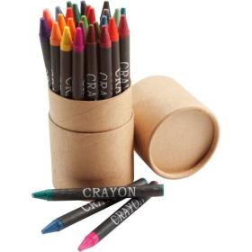 Crayon set, 30pc