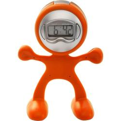 Cheap Stationery Supply of Flexi man alarm clock. Office Statationery