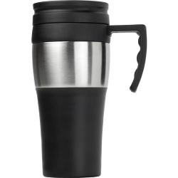 Cheap Stationery Supply of 500ml Travel mug.  Office Statationery