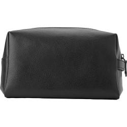 Cheap Stationery Supply of Leather Charles Dickens wash bag.  Office Statationery
