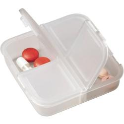 Cheap Stationery Supply of Plastic pill box Office Statationery