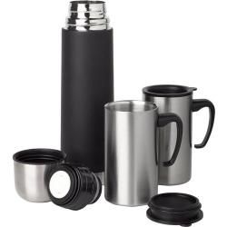 Cheap Stationery Supply of Stainless steel thermos set Office Statationery
