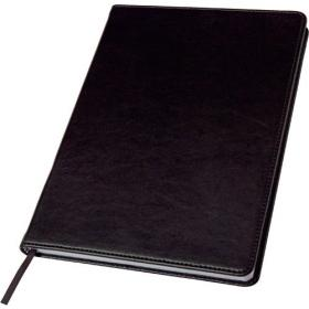 Notebook in a PU case
