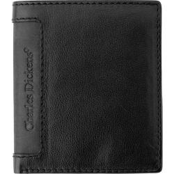 Cheap Stationery Supply of Leather Charles Dickens wallet.  Office Statationery