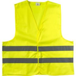 Cheap Stationery Supply of High visibility promotional safety jacket. Office Statationery