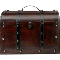 Cheap Stationery Supply of Large wooden chest.  Office Statationery
