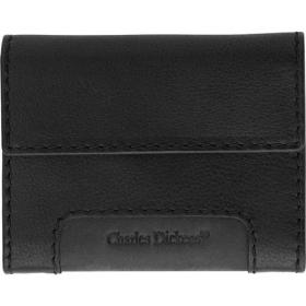 Leather Charles Dickens card holder.