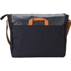Cheap Stationery Supply of Reporter bag in a polyester 600D/PVC material. Office Statationery