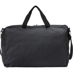 Large travel bag in 1680D polyester.