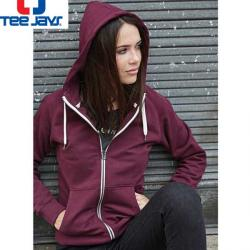 Cheap Stationery Supply of E160 Tee Jays Ladies Urban Zip Hoodie Office Statationery