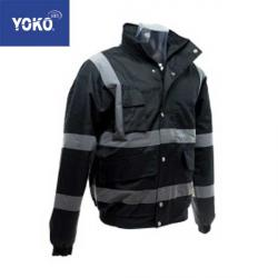 Cheap Stationery Supply of E168 Yoko Hi-Vis Bomber Jacket Office Statationery