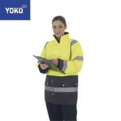 Cheap Stationery Supply of E168 Yoko Hi-Vis Two Tone Jacket  Office Statationery