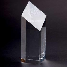 E145 Crystal Diamond Award