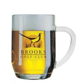 E142 Haworth Half Pint Tankard