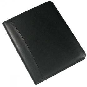 E097 Melbourne Nappa Leather Conference Folder