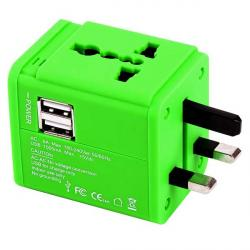 Cheap Stationery Supply of E104  Jewel Travel Adaptor Office Statationery