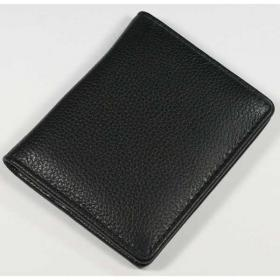 E098 Melbourne Leather Credit Card Case