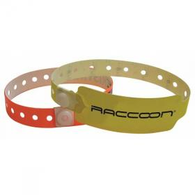 E071 PVC Security Wristband