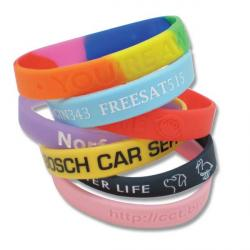 Cheap Stationery Supply of E071 Silicone Wristband Office Statationery