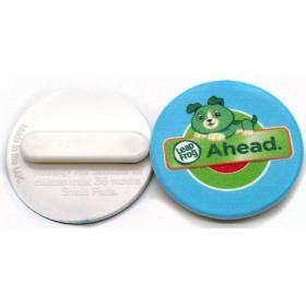 E074 45mm Eco Badge