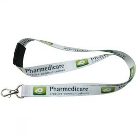 E072 Express 20mm Smooth Polyester Lanyard