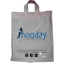 Cheap Stationery Supply of E078 Flexi Loop Carrier Bag Office Statationery