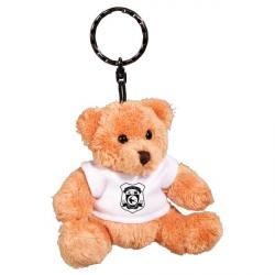 Cheap Stationery Supply of E136 4 inch Robbie Bear Key Ring Office Statationery