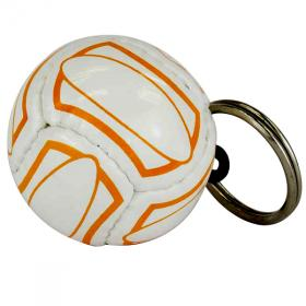 E134 PVC Mini Football Key Ring