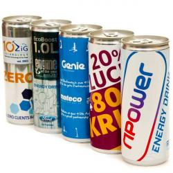 E141 Energy Drink - 250ml Can