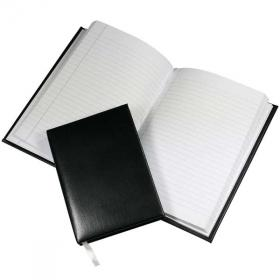 E097 Malvern Leather A5 Notebook