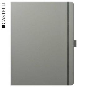 E062 Castelli Matra Ivory Large Notebook
