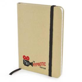 E058 A6 Natural Recycled Notepad
