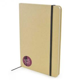 E058 A5 Natural Recycled Notepad