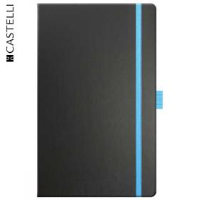 E062 Castelli Ivory Tucson Edge Medium Notebook