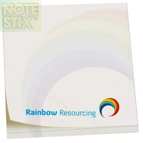 E054 Square NoteStix Adhesive Pads 75 x 75mm