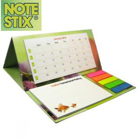 E054 NoteStix Calendar Easel Set