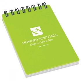 E057 A7 Enviro-Smart Polyprop Pop Wiro Notebook