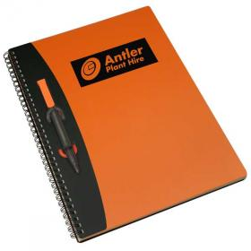 E057 A4 Wiro-Smart Mix n Match Notebook