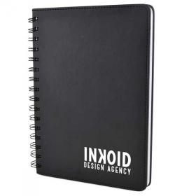 E057 A5 Wiro Bound Notebook