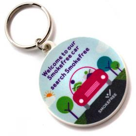 E114 45mm Key Ring