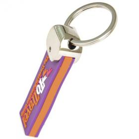 E115 Heavyweight PVC Key Ring