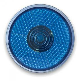 E110 Round Blinking LED Light