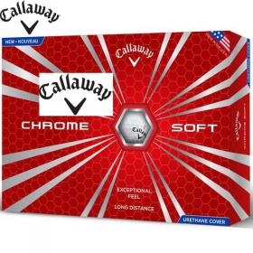E148 Callaway Chrome Soft Golf Ball