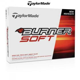 E148 TaylorMade Burner Golf Ball